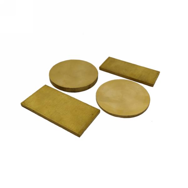 Заготовки для рельефных печатей (латунь)